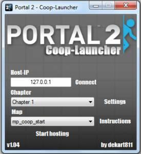 Portal 2 лаунчер скачать - фото 8